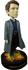 "DOCTOR WHO - Captain Jack Harkness 8"" Bobble Head (Ikon Collectables) #NEW"