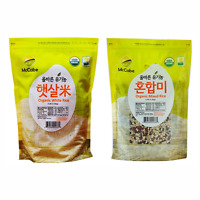 McCabe USDA ORGANIC Grain, 3-Pound (2-Pack) (White Rice and Mixed Rice)