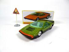 Carabo Bertone green (Alfa Romeo P33) - 1:43 DINKY TOYS DIECAST MODEL CAR 1426