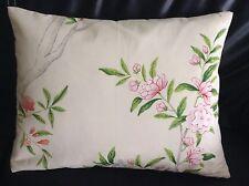 "Designer Guild ROSA Chinensis' Fabric PILLOWCushion Cover100%cotton12""x16"" #5"