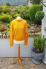 & OTHER STORIES, mustard mohair blend oversized sweater, size S, BNWT RRP £59.00