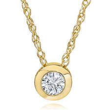 Fine necklaces pendants ebay diamond aloadofball Image collections