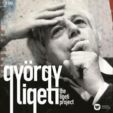 Ligeti Project - Various Artists (NEW 5CD)