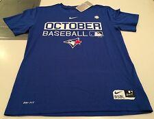 2016 Postseason Toronto Blue Jays October Baseball AC Collection Dri Fit Large