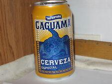 Caguama Especial Beer San Salvador El Salvador 12 oz a/a sta-tab beer can