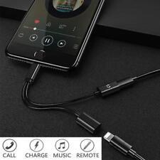 Lade Kopfhörer Adapter für iPhone 7/8 7/8 Plus iPhone X Musikhören und Aufladen