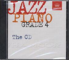 Jazz Piano Grade 4 The CD ABRSM Exam Pieces Audio  #N2