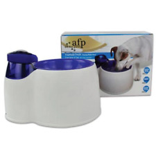 2L Pet Water Filter Fountain Fresh Bowl AFP Interactive Dog Cat Purifier