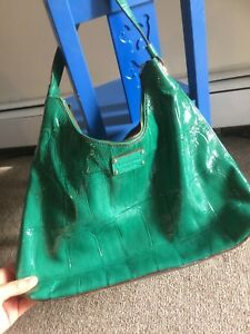 Kate Spade Green Hobo purse