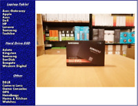Samsung 860 EVO 1TB 2.5 Inch SATA III Internal SSD (MZ-76E1T0B/AM), New, Sealed