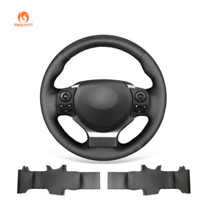 PU Leather Steering Wheel Cover for Lexus IS200t IS250 IS300 IS350 IS IS F-Sport