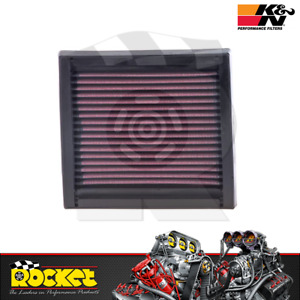 K&N Panel Air Filter Fits Nissan Micra Note 1992-2013 - KN33-2060