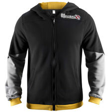 Hayabusa Wingback Classic Fit Zip-Up Hoodie - Medium - Black/Yellow