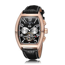Square Automatic Mechanical Watch Design Mens Watches Luxury Men Watch Forsining
