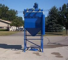 DUST COLLECTOR , 10 HP, 4900 CFM, REVERSE PULSE, VARIABLE FREQUENCY