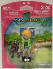Playmobil 9074 Zookeeper with Baby Gorilla Action Figure NEW
