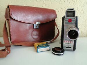 Kodak cine-Kodak Royal Magazine 16mm  - Filter - Case -  As Is For Parts?