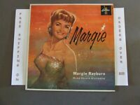 """MARGIE RAYBURN """"MARGIE"""" 1959 MONO LP LRP 3126 W/ RUSS GARCIA ORCHESTRA"""