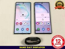 Grade A/B Samsung Galaxy Note10+ 5G SM-N976B 256GB 512GB Unlocked Single Sim