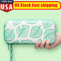 Animal Crossing Carrying Case Storage Bag For Nintendo Switch / Lite Console Bag