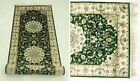 2.6 x 12 Silk Durable Traditional 169 KPSI Hand-Knotted Green Runner Rug