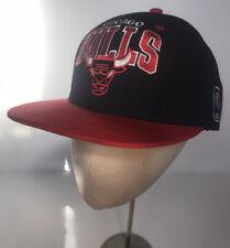 Mitchell And Ness Chicago Bulls Snapback NBA Cap