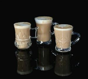 95ML 6 Tea Cups Coffee Espresso Serving Cups in Gift Box