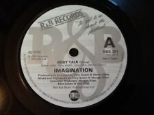 IMAGINATION . BODY TALK . 1981