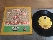 "The Undertones - My Perfect Cousin Original Single 7"" Vinyl  Record Punk 1980"