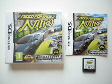 Need For Speed Nitro Jeu Vidéo Nintendo DS