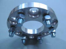 """6x4.5 / 6x114.3 to 6x135 US Wheel Adapters 1.25"""" Thick 66.1 bore 12x1.25 stud x4"""