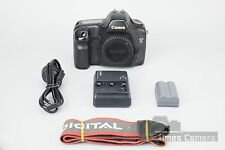 Canon EOS 5D Original, Classic 5D 1 Mark I 12.8MP Full Frame DSLR Camera Body