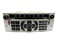 ✭ ✭ ✭ Navigatore Autoradio Radio Peugeot 407 96645760YP ✭ ✭ ✭ Garanzia