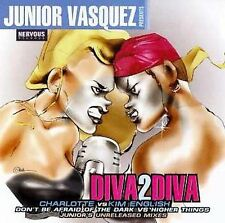 Vasquez, Junior : Diva 2 Diva CD