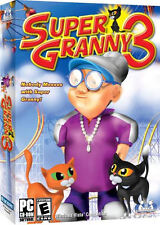SUPER GRANNY 3 III - Arcade Action PC Game - NEW in BOX