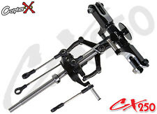 CopterX CX250-01-50 Flybarless Main Rotor Head for T-rex Trex 250 Helicopters