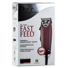 Oster Fast Feed Professional Quality Hair Clippers # 76026, Barber Hair Salon