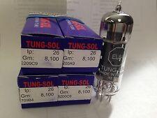 4 FACTORY MATCHED TUNG-SOL TUNGSOL EL84 EL-84 6BQ5 - For Leak ST-20