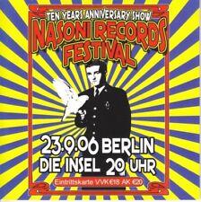 Nasoni Records Festival – a Kaleidoscope of suoni RAR!