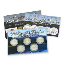 2013 National Parks Quarters Uncirculated - San Francisco