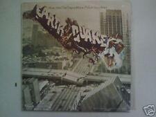 Earth Quake - 1974-Original Movie Soundtrack -Record LP