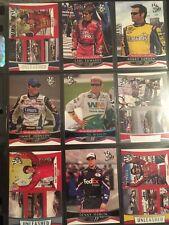 NASCAR Press Pass 2006 Cards Lot of 9