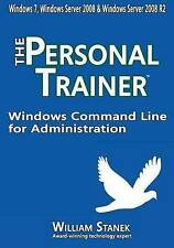 USED (LN) Windows Command Line for Administration: The Personal Trainer for Wind