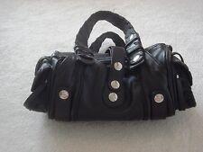 NWOT Chloe Dark BrownLeather Silverado Bag Womens
