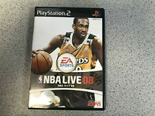 NBA LIVE 08 Basketball PS2 Sony Playstation 2 Japanese NTSC-J Import