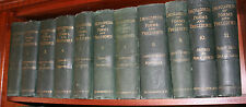 1902 - 1906 BUTTERWORTHS ENCYCLOPAEDIA OF FORMS & PRECEDENTS - 16 volumes