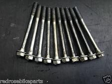 1997 SUZUKI GSXR 600 V Crank Crankshaft Bolts GSXR600 SRAD