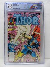 Thor 339 - 1st Stormbreaker - 3rd Beta Ray Bill - Custom Label - CGC Graded 9.6