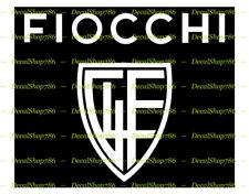 Fiocchi Ammunition III - Hunting / Shooting - Vinyl Die-Cut Peel N' Stick Decals