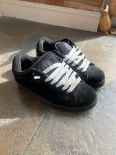 DVS Skateboard Trainers, UK 9, Black, Used & In Great Condition